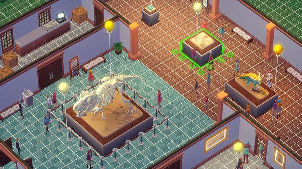 博物馆模拟器游戏汉化版下载图片3