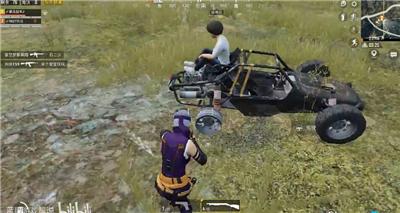 和平精英蹦蹦车怎么带两个人?蹦蹦车带两个人方法[多图]