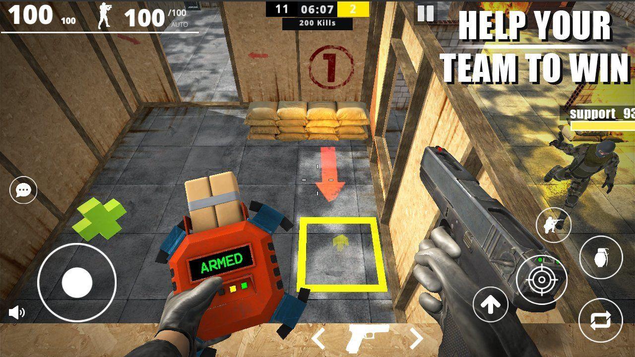 在线打击部队游戏汉化手机版下载图片3