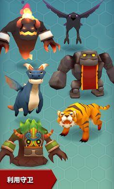 部落战争2019游戏无限金币下载图片2