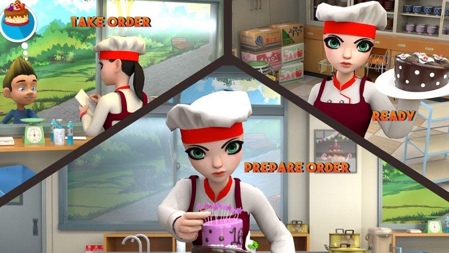 我的咖啡店烹饪狂热日记中文版图5