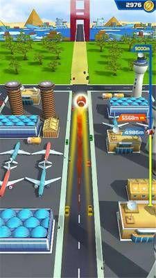 飞翔的橄榄球游戏安卓版下载图片1