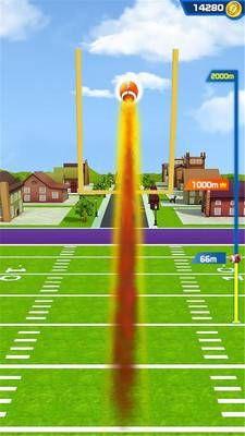 飞翔的橄榄球游戏安卓版下载图片3