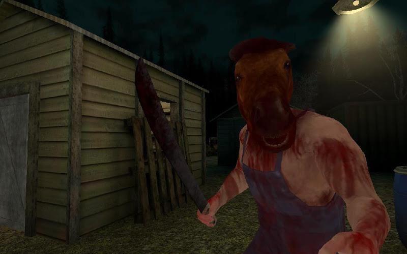 纸鱼解说可怕的马头人游戏安卓版下载图片1