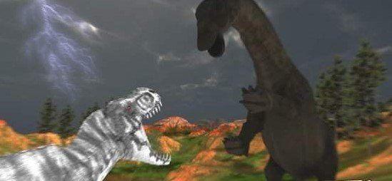 饥饿的霸王龙游戏恐龙全解锁下载图片3