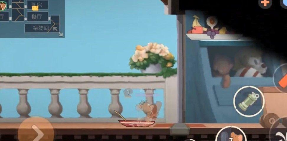 貓和老鼠:天使被削很是無奈,祝福技能現在竟然這么菜,白買了![視頻][多圖]圖片2