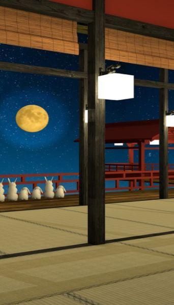 逃脱游戏赏月中文版图4