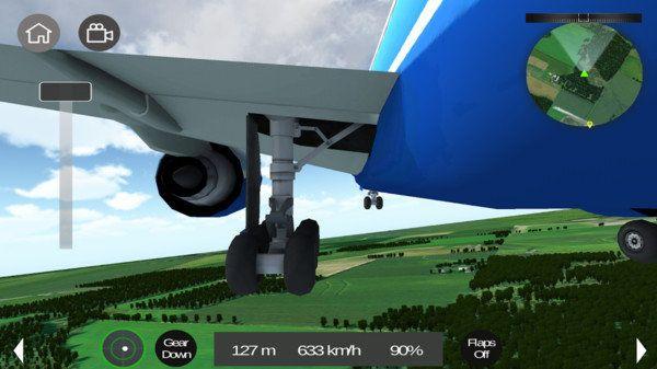 和平飞行飞机模拟游戏飞机全部解锁下载图片2