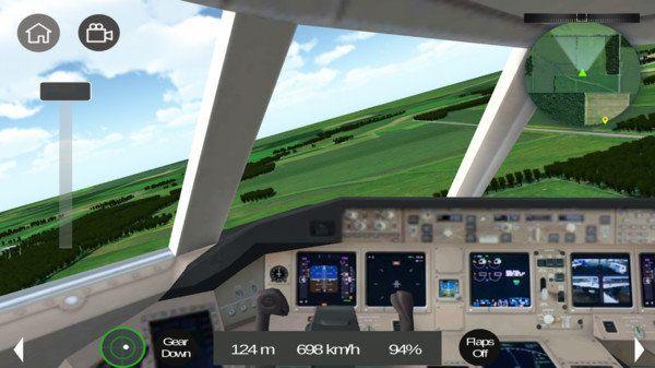和平飞行飞机模拟游戏飞机全部解锁下载图片3