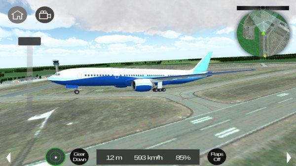 和平飞行飞机模拟游戏飞机全部解锁下载图片4