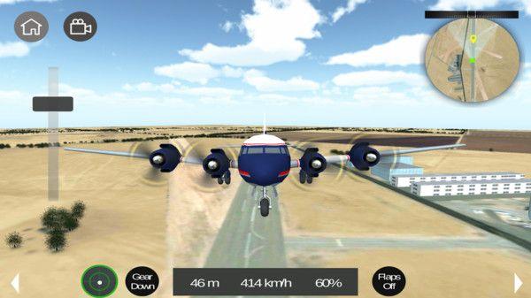 和平飞行飞机模拟游戏飞机全部解锁下载图片1