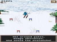 《像素滑雪》评测:挑战你的反应极限[多图]