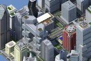 我的世界玩家耗时两年打造特大城市[图]