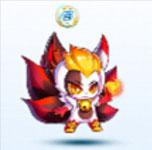 天天酷跑九尾灵狐宠物图鉴属性一览[图]
