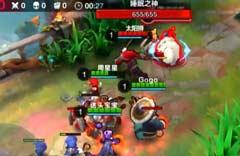 全民超神Chinajoy现场3V3比赛视频[图]