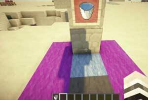 我的世界红石自动取水机制作视频分享[图]