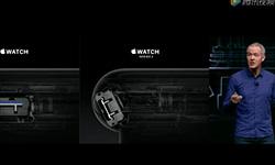 苹果新品发布会:第二代Apple Watch亮相[图]