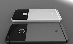 谷歌新机造型奇葩 双圆Home键背盖撞色设计[多图]