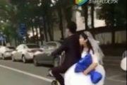 搞笑视频:大哥,你新娘掉了