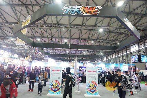 新游手柄与《天天炫斗》携手亮相QQjoy盛典[多图]图片3