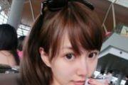 美女图片:长直发刘海清纯瓜子脸美女写真[多图]
