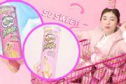 《恋舞OL》携手品客推出粉红罐薯片[多图]