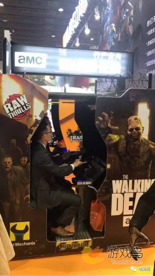 行尸走肉、变形金刚首度在华发行街机游戏[多图]图片5