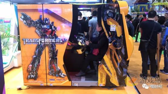 行尸走肉、变形金刚首度在华发行街机游戏[多图]图片11