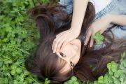美女图片:清纯90后mm 甜美可爱花园写真[多图]