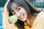 美女图片:小妹清纯甜美操场写真[多图]