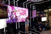 盛大游戏2017Chinajoy首轮Showgirl海选开赛[多图]