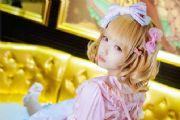 美女图片:可爱coser猫梓子面容似真人娃娃[多图]