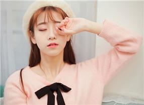 美女图片:清纯甜美美女治愈系写真[多图]图片3