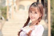 美女图片:小清新美女小九Vin甜美写真气质过人[多图]