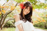美女图片:美女嫩模写真 笑容甜美人比花娇[多图]