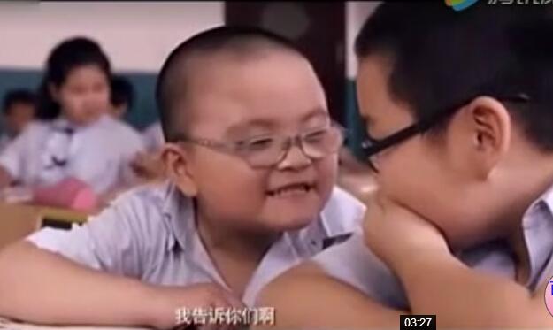 搞笑视频:老师出难题称解不出来不给放学...