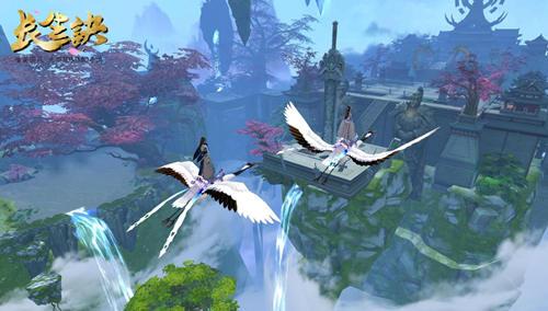 关注游戏鸟 免费领取长生诀飞仙礼包[多图]图片1