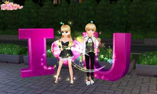 《恋舞OL》黑金奢华套装 盛典明星闪耀来袭[多图]图片2