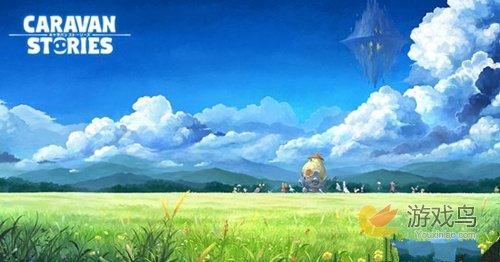 MMO新作《旅行队物语》即将开测 清新日风画质惊[图]图片1