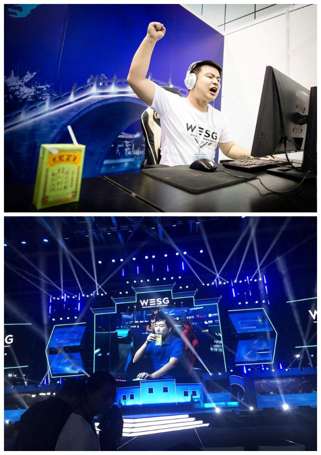 2017WESG中国总决赛落幕 百年王老吉玩出电竞风[多图]图片2