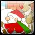 圣诞老人雪球