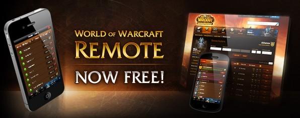 《魔兽世界》手机应用已免费开放下载[图]图片1
