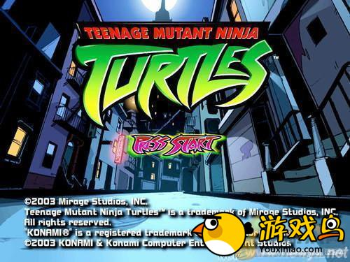 忍者神龟5图1:
