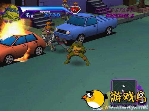 忍者神龟5图2: