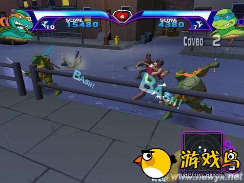 忍者神龟5图3: