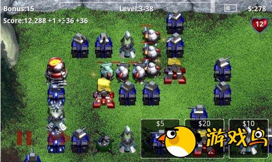 星际塔防游戏安卓手机版图2: