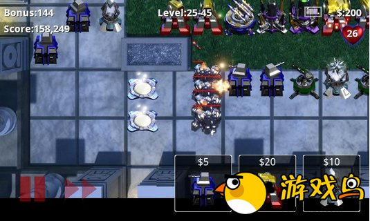 星际塔防游戏安卓手机版图3: