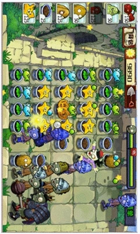 植物大战僵尸长城版图3: