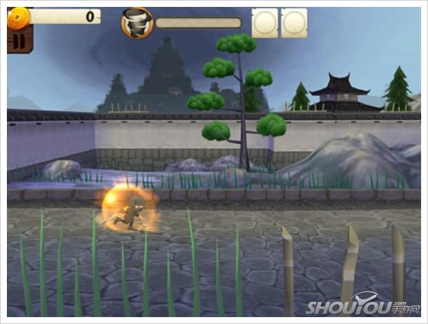 独特有深度的可爱游戏《迷你忍者》评测[多图]图片3