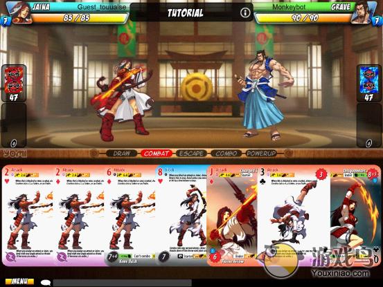 《YOMI》试玩评测 日式卡牌手游新鲜玩法图片2